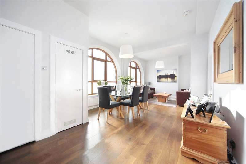 3 Bedrooms Maisonette Flat for sale in Plough Road, Battersea, London, SW11