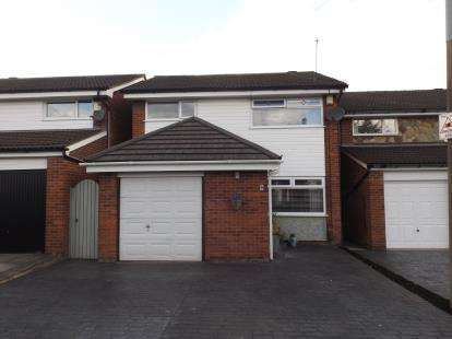 4 Bedrooms Detached House for sale in Linksfield, Denton, Manchester, Greater Manchester