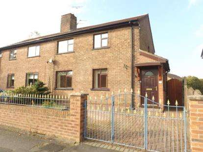 3 Bedrooms Semi Detached House for sale in Limetree Avenue, Stockton Heath, Warrington, Cheshire