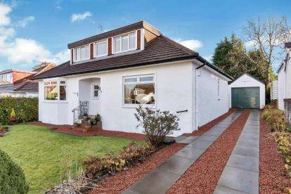 5 Bedrooms Bungalow for sale in Cedarwood Avenue, Newton Mearns