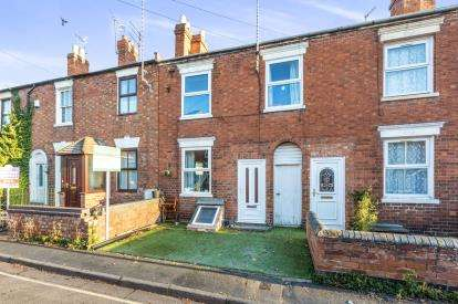 3 Bedrooms Terraced House for sale in Portland Street, Diglis, Worcester, Worcestershire
