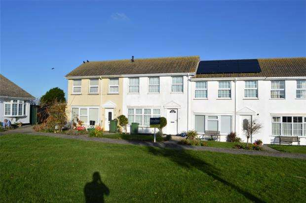 3 Bedrooms Terraced House for sale in St Johns Walk, St. Ives, Cornwall