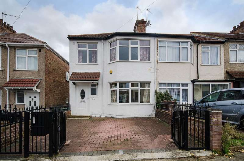 3 Bedrooms House for sale in Hill Road, Harrow, HA1
