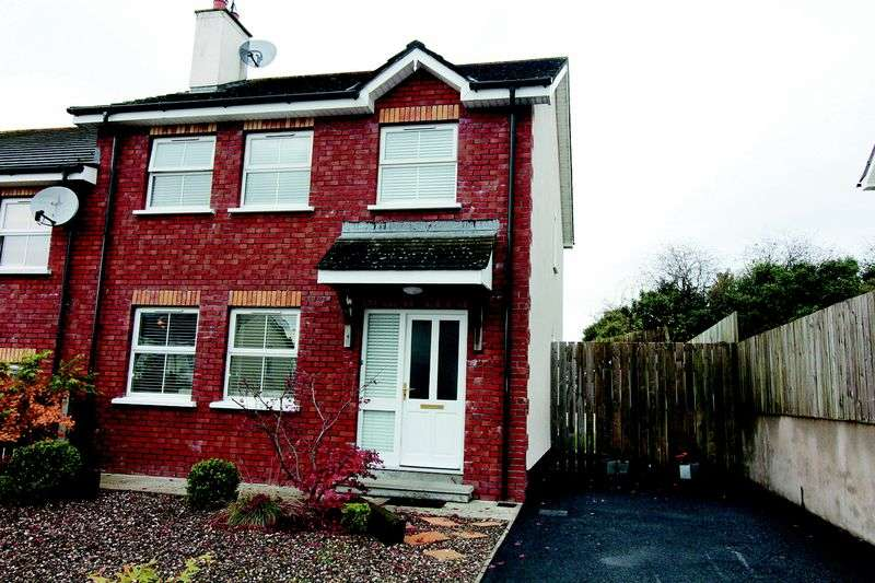 3 Bedrooms Semi Detached House for sale in 6 Drumiller View, Lurganare, Newry BT34 1RS