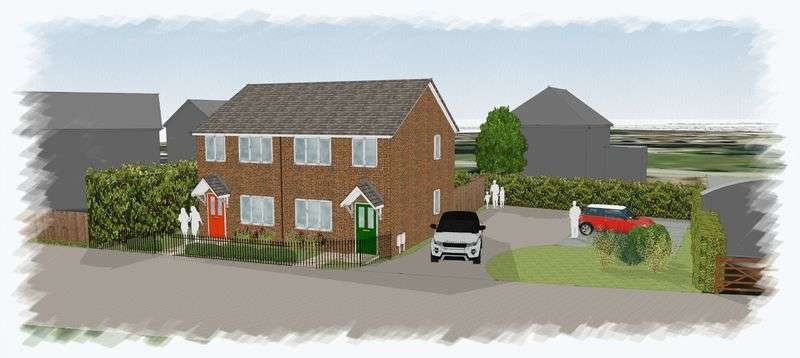 3 Bedrooms Semi Detached House for sale in Queens Road, Wrexham