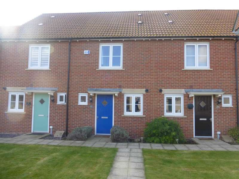 2 Bedrooms Terraced House for sale in Linnet Lane, Wixams, Bedford, MK42