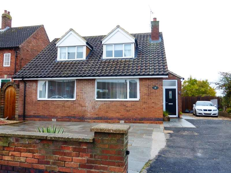 3 Bedrooms Detached House for sale in Ollerton Road, Tuxford, Newark, NG22