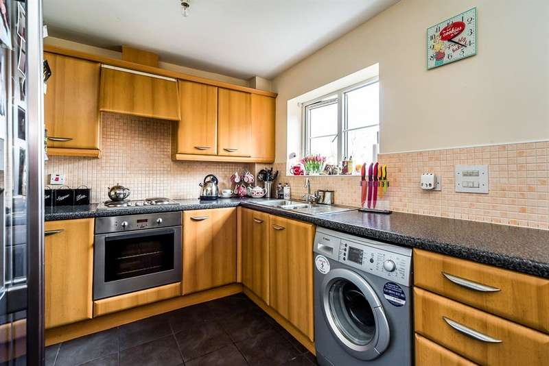 2 Bedrooms Apartment Flat for sale in Ferguson Drive, Tipton, DY4