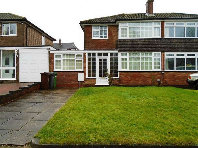 3 Bedrooms Semi Detached House for sale in Ettingshall Park Farm Lane, Wolverhampton, WV4
