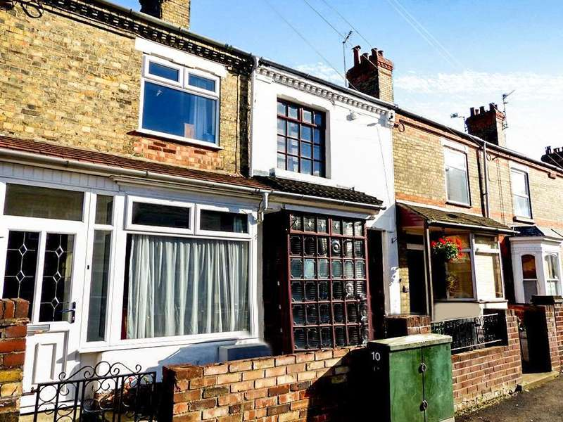 2 Bedrooms Terraced House for sale in Princes Road, Peterborough, PE2
