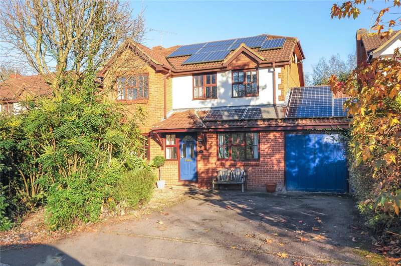 4 Bedrooms Detached House for sale in Wondesford Dale, Binfield, Berkshire, RG42
