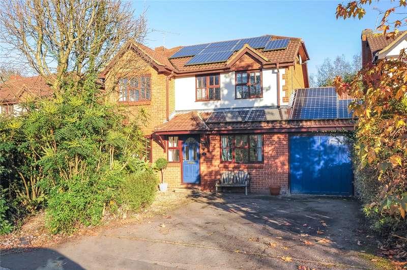 4 Bedrooms Detached House for sale in Wondesford Dale, Binfield, Berkshire, RG42