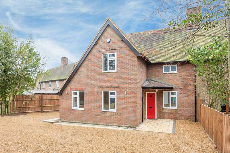 4 Bedrooms Semi Detached House for sale in Hempstead Lane, Potten End