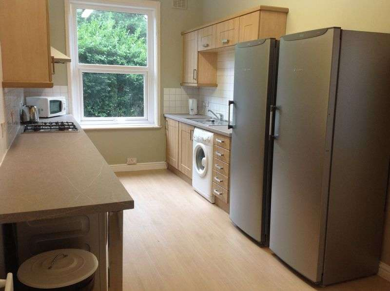 7 Bedrooms Semi Detached House for rent in Otley Road, Leeds