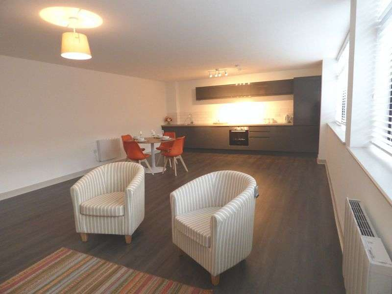 1 Bedroom Flat for sale in Cathedral House, Three Cocks Lane, Gloucester