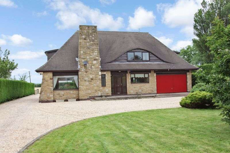 3 Bedrooms Detached House for sale in Hall Villa Lane, Toll Bar, Doncaster