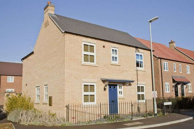 3 Bedrooms Detached House for sale in Knowles Way, Lincoln