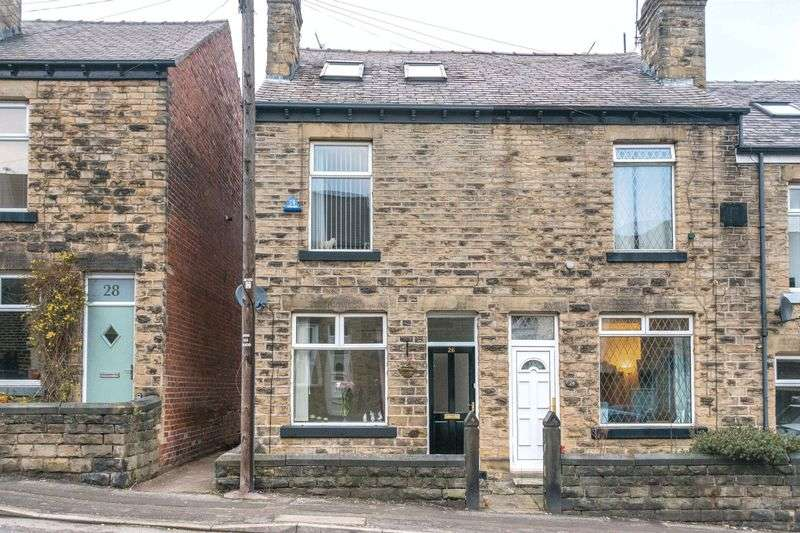 3 Bedrooms Terraced House for sale in Wynyard Road, Hillsborough, S6 4GE - NO CHAIN - EARLY COMPLETION AVAILABLE!