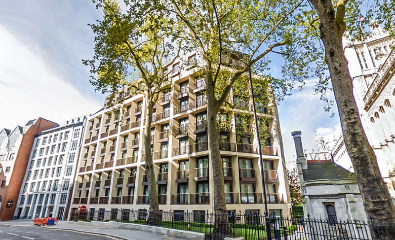 2 Bedrooms Flat for sale in St Dunstan's Court, 133-137 Fetter Lane, Chancery Lane
