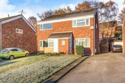 3 Bedrooms Semi Detached House for sale in Medway Road, Worcester, Worcestershire