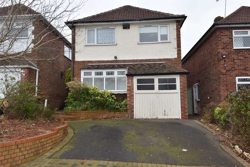 3 Bedrooms Detached House for sale in Wychall Park Grove, Kings Norton, Birmingham