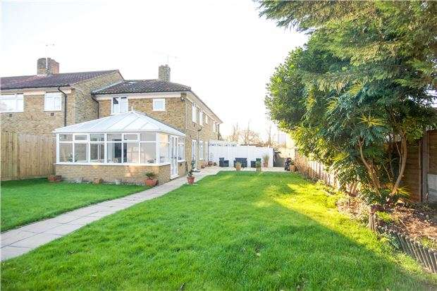 3 Bedrooms Terraced House for sale in Stroud Crescent, Putney, LONDON, SW15