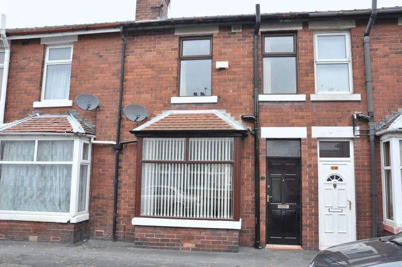 2 Bedrooms Terraced House for sale in Geoffrey Street, Chorley