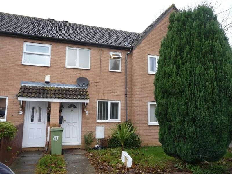2 Bedrooms Terraced House for sale in Diddington Close, Milton Keynes