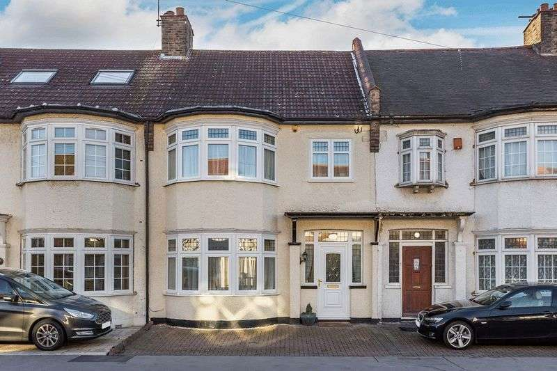 3 Bedrooms Terraced House for sale in Fairlands Avenue, THORNTON HEATH