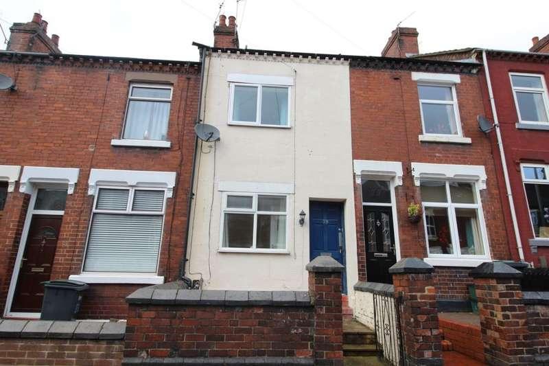 3 Bedrooms Property for sale in Nash Peake Street, Tunstall, Stoke-On-Trent, ST6
