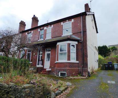 5 Bedrooms Semi Detached House for sale in Buxton Road, Disley, Stockport, Cheshire