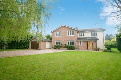 4 Bedrooms Detached House for sale in One Oak Lane, Wilmslow, Cheshire