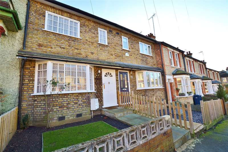 2 Bedrooms Terraced House for sale in Wrotham Road, High Barnet, Hertfordshire, EN5