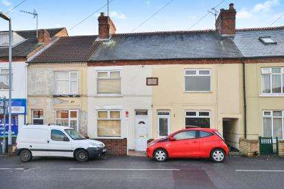 3 Bedrooms Terraced House for sale in Forest Road, Sutton-In-Ashfield, Nottinghamshire, Notts