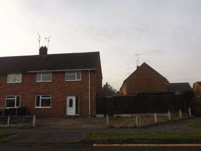3 Bedrooms Semi Detached House for sale in Wilton Avenue, Kidderminster, Worcestershire
