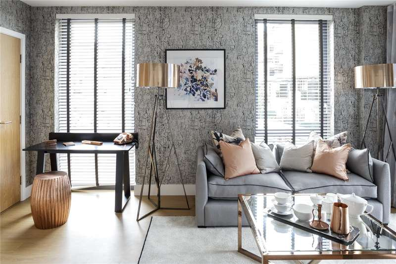 2 Bedrooms Flat for sale in Kilburn Quarter, Flat 22, 15 Hansel Road, NW6