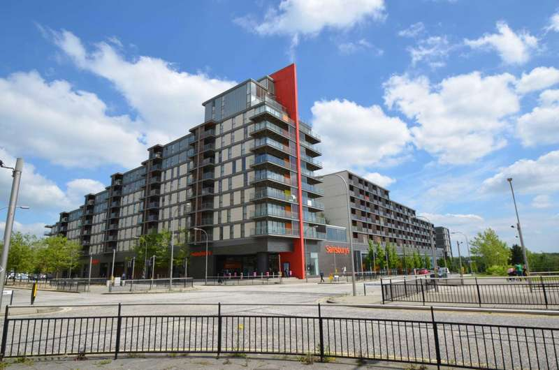1 Bedroom Apartment Flat for sale in The Vizion, Milton Keynes