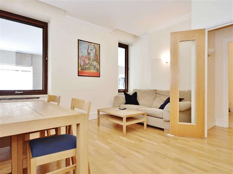1 Bedroom Property for sale in Whitehouse Apartments, South Bank, London