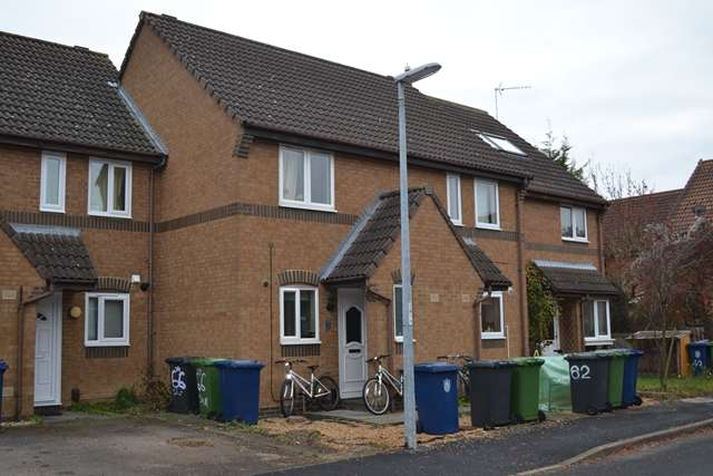 2 Bedrooms Terraced House for sale in Lucerne Close, Cherry Hinton
