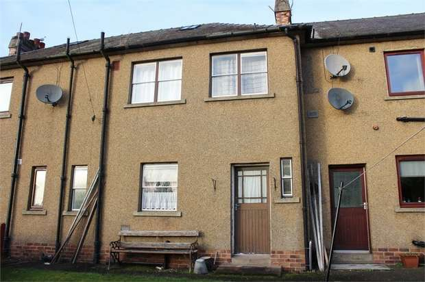 3 Bedrooms Terraced House for sale in Middlefield Avenue, Kirriemuir, Angus