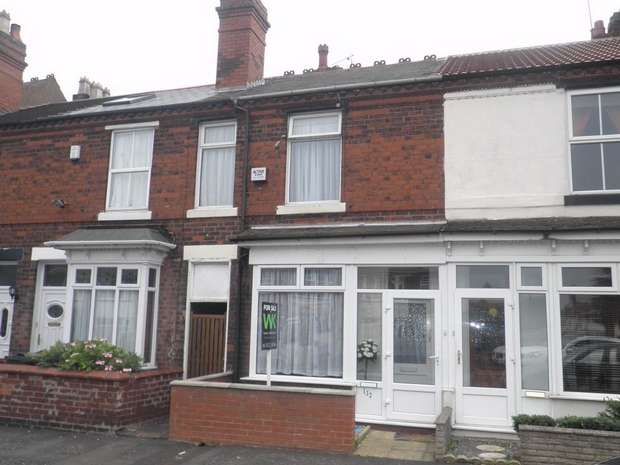 2 Bedrooms Terraced House for sale in Farm Road, OLDBURY, West Midlands