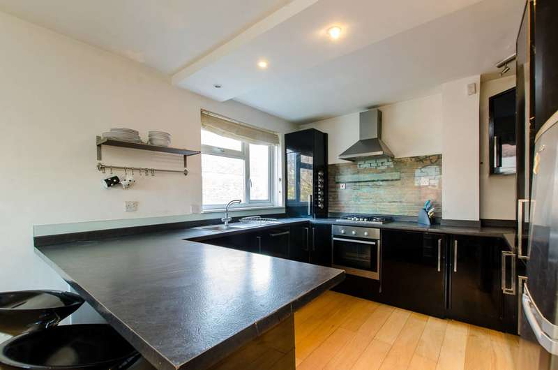 1 Bedroom Flat for sale in Weymouth Terrace, Hackney, E2
