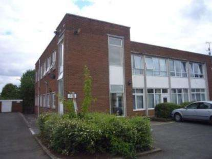 1 Bedroom Flat for sale in Daniel House, St. Christopher Court, Evesham, Worcestershire