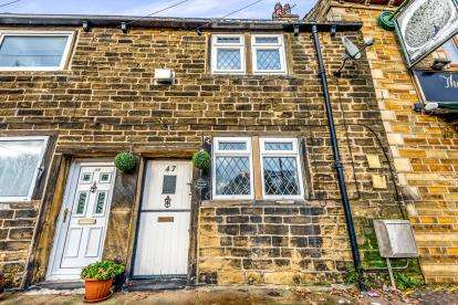 1 Bedroom Terraced House for sale in Cote Hill, Halifax, West Yorkshire, Halifax