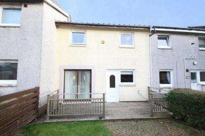 3 Bedrooms Terraced House for sale in Kingsway, Kirkintilloch, Glasgow, East Dunbartonshire