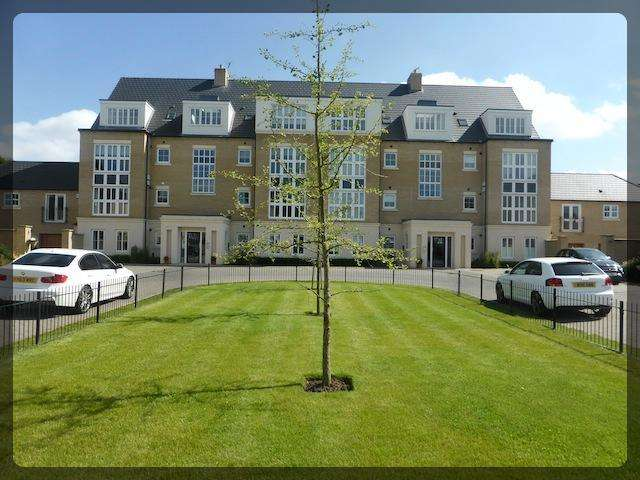 2 Bedrooms Apartment Flat for sale in St Georges Court, Willerby, Hull, HU10 6FJ