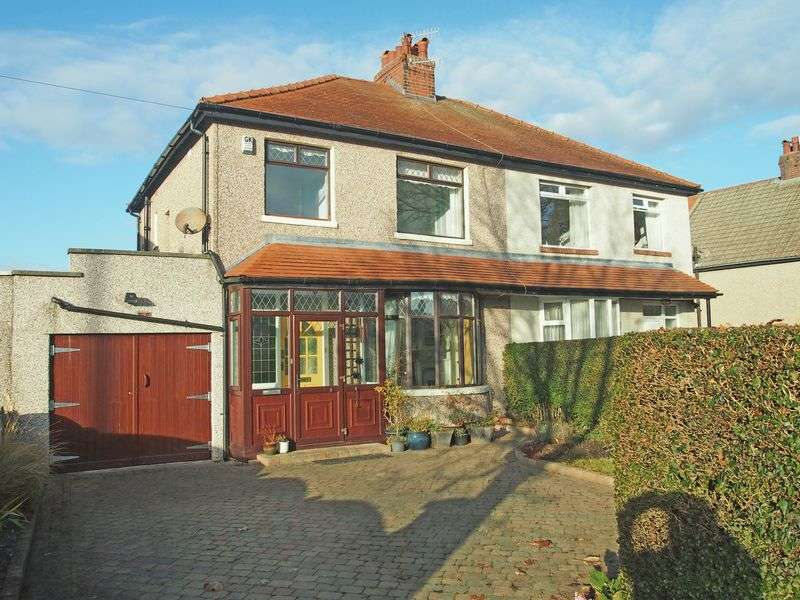 3 Bedrooms Semi Detached House for sale in Bare Lane, Bare, Morecambe