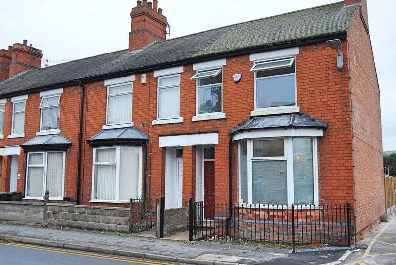 3 Bedrooms Terraced House for sale in Brook Street, Melton Mowbray
