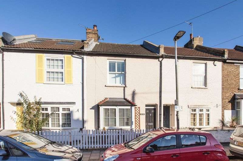 2 Bedrooms Terraced House for sale in Recreation Road, Bromley