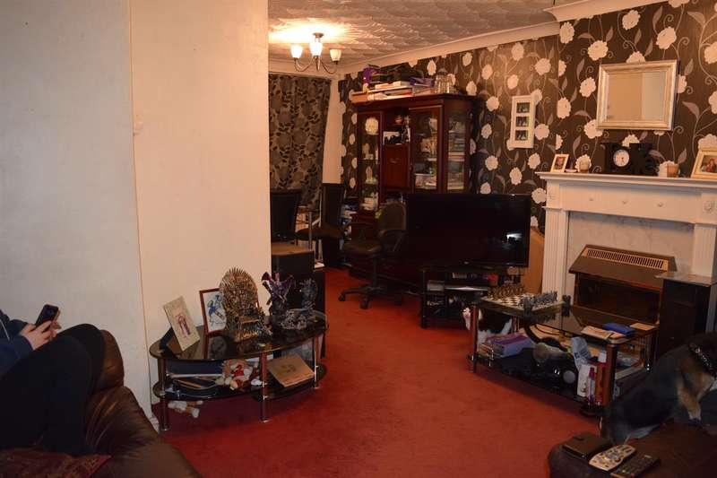 2 Bedrooms Semi Detached House for sale in Churchfield Rd, Campsall, DN6